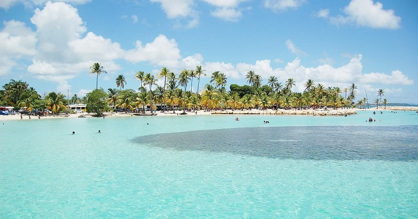 St Anne Beach © KoS/WikiCommons