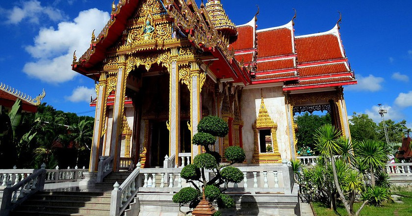 Thailand's Stunning Religious Art and Architecture