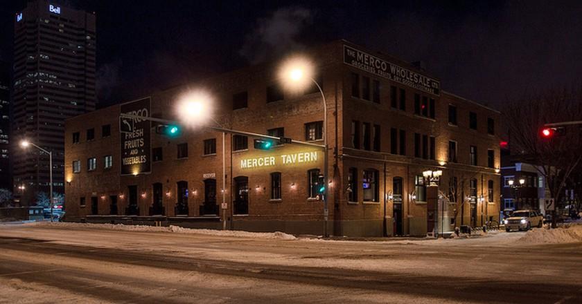 Mercer Tavern © Kurt Bauschardt/Flickr
