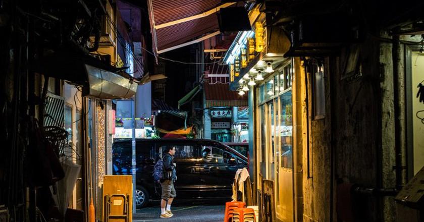 Hong Kong sidestreet © Lei Han/Flickr
