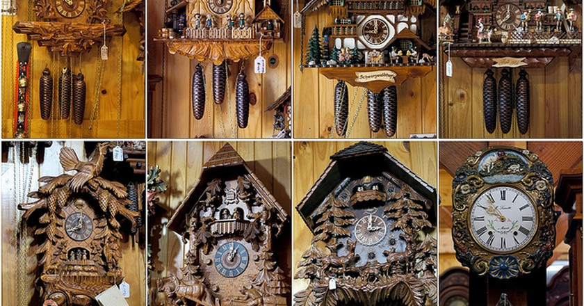 Germany's Dazzling Clock Museum