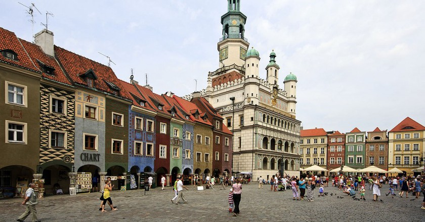 The 8 Prettiest Old Town Squares in Poland