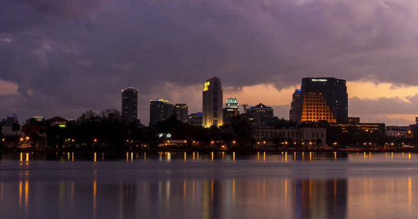 Downtown Orlando | © Ryan McKee/Flickr