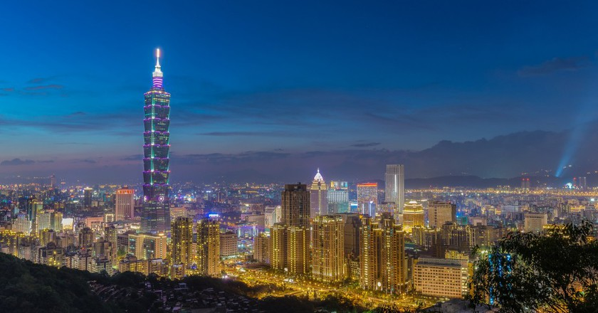 Best Rooftop Bars And Restaurants In Taipei, Taiwan