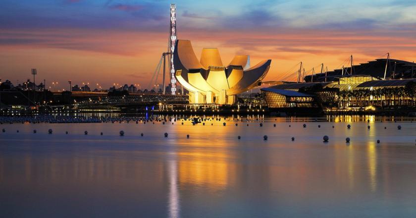 Singapore Art Centre ©Brian Evans