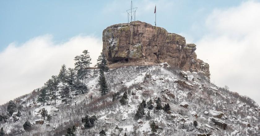 Castle Rock, Colorado ©Dave Dugdale
