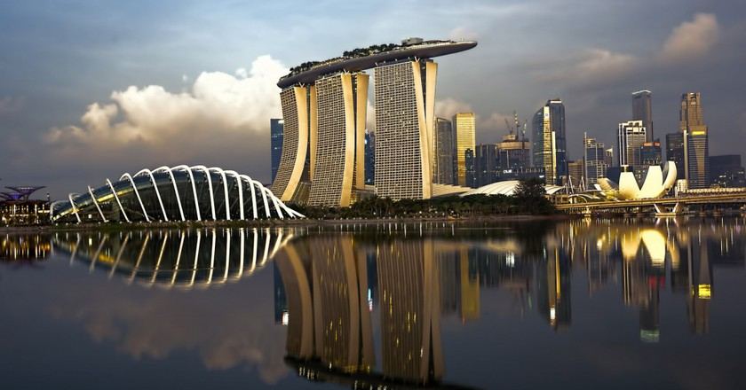 Singapore is an island state crammed with things to do and see © Brian Evans / Flickr