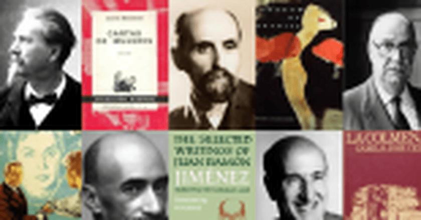 Five Nobel Prizes for Spanish Literature