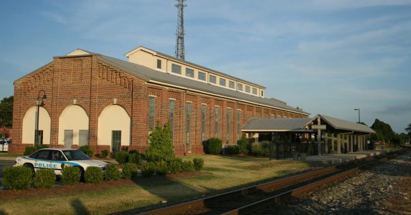 Burlington train station   © ldar Sagdejev / Wikimedia