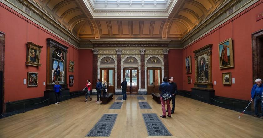 The National Gallery, London   © xiquinhosilva