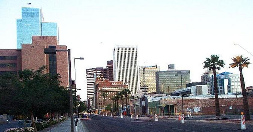 Southbound on Central, Phoenix | © sean horan/Flickr