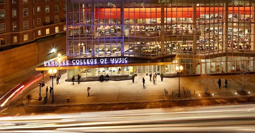 Courtesy of Berklee College of Music | ©Bruce T. Martin