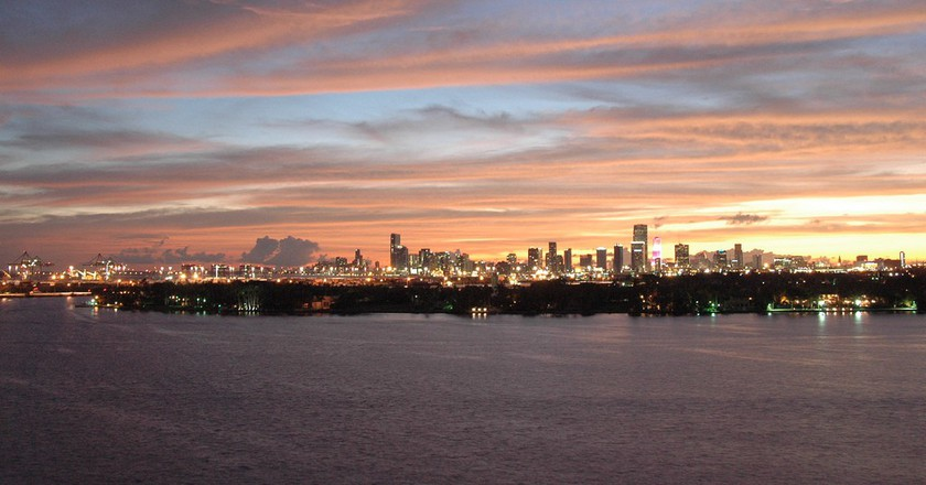 Miami skyline | © Bryan Sereny/Flickr