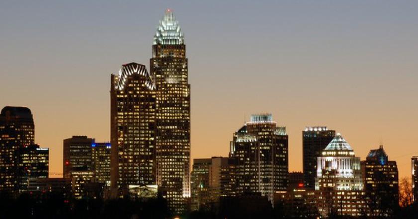Charlotte Skyline | © James Willamor/Flickr