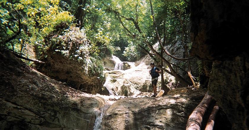 Explore Waterfalls At Mumbai's National Park
