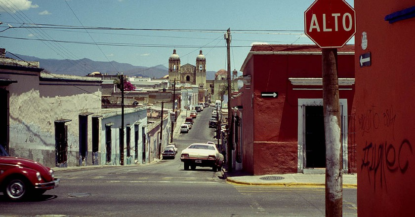 Oaxaca © tom spinker/Flickr