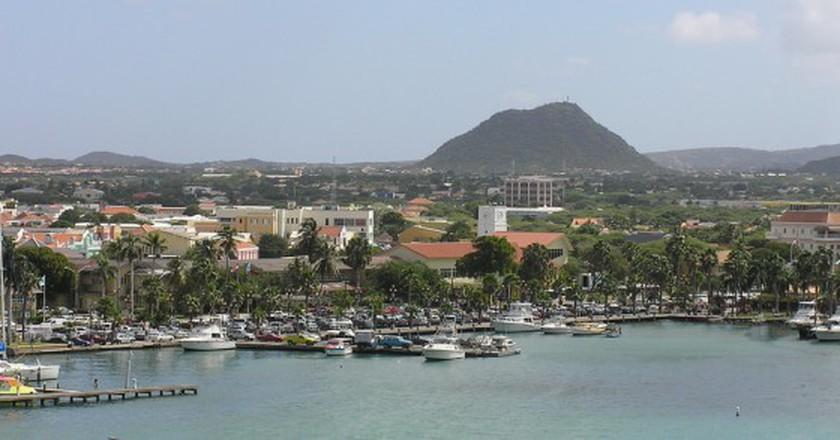 Oranjestad Port   © Phil Comeau/flickr