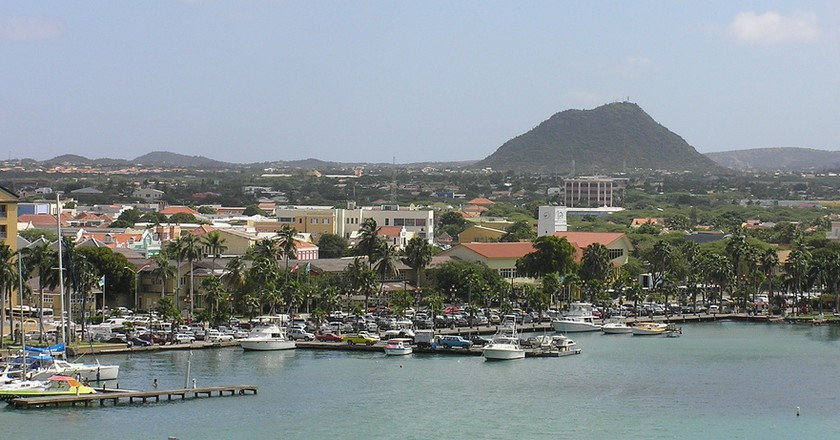 Oranjestad Port | © Phil Comeau/flickr