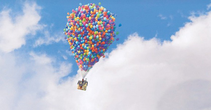 Up | © cea +/Flickr