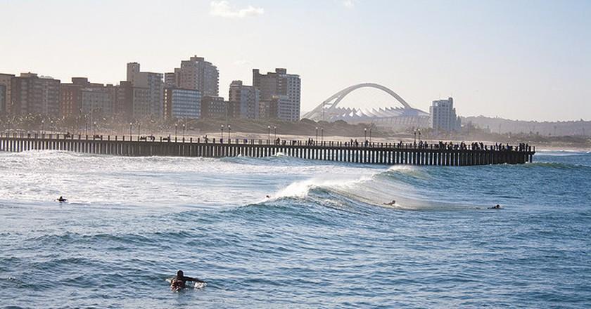 Moses Mabhida Stadium, Durban | © Mohammed Moosa/flickr