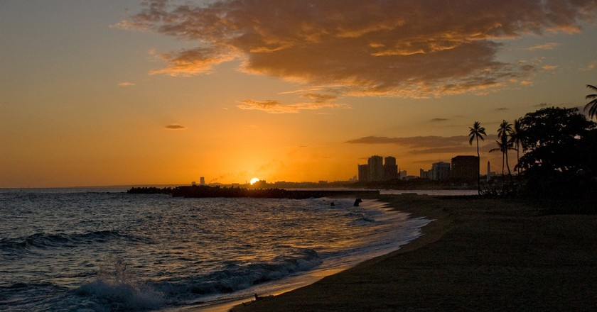 Santo Domingo sunset © Vladimer Shioshvili/Flickr