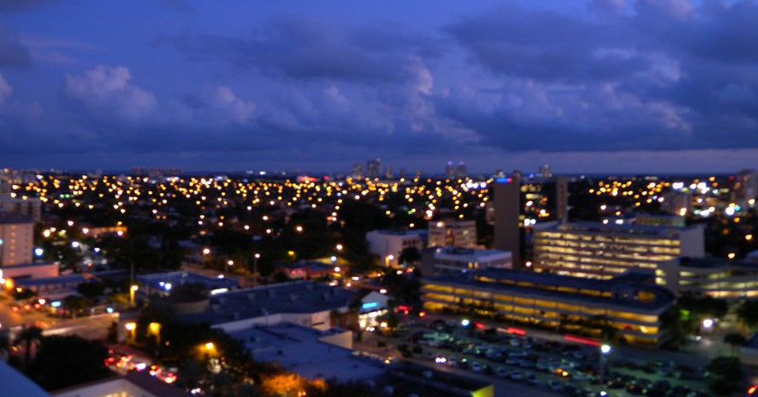 Coral Gables at dusk | ©Janie Coffey/Flickr