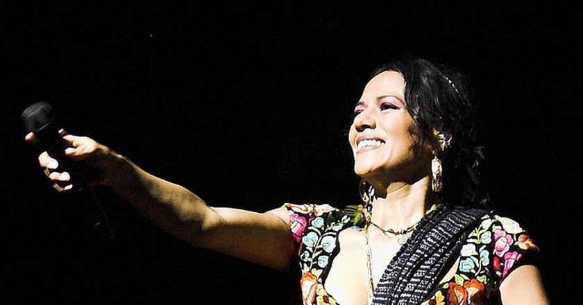 Lila Downs  | © Mario/Flickr