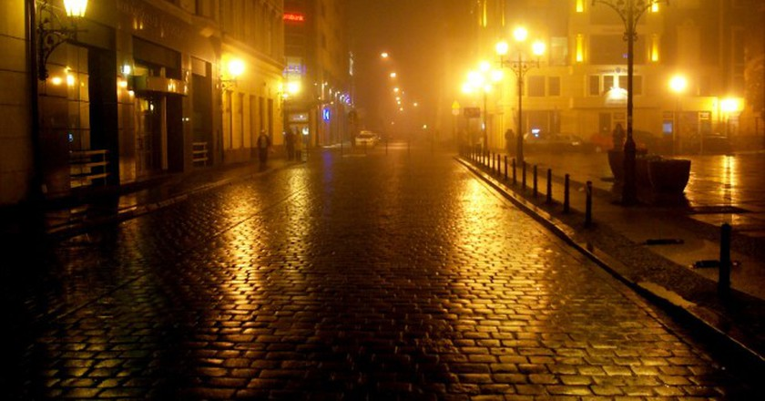Foggy Town © Olgierd Rudak/Flickr