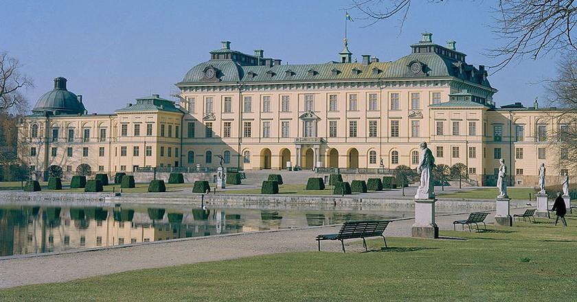 Drottningholm Palace © Nationalmuseum Stockholm/Flickr