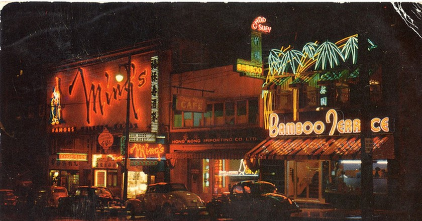 Vancouver's Chinatown at night I © Ethan/Flickr