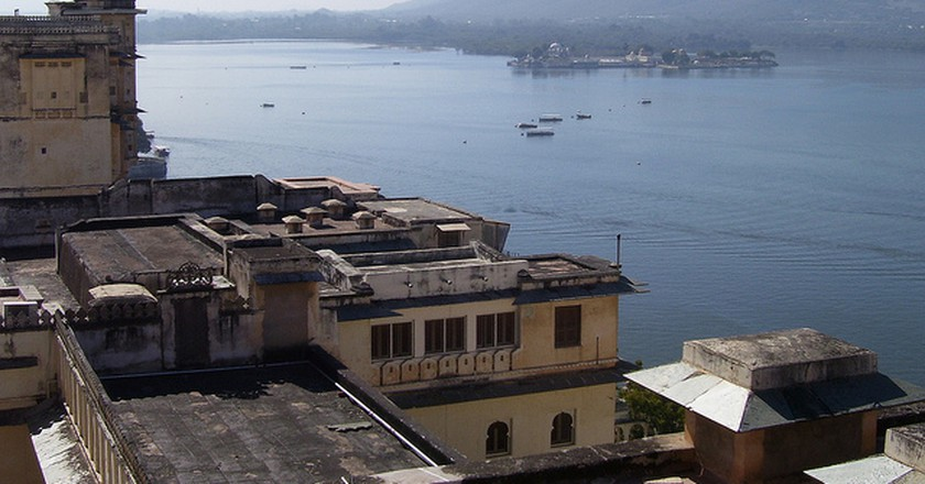 Lake Pichola | © JeffHart/Flickr