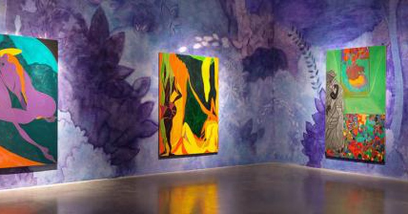 10 Reasons Why Chris Ofili's New Museum Retrospective Was NYC-Relevant