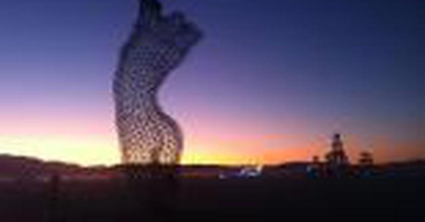 Burning Man: Outsider Art In The Nevada Desert