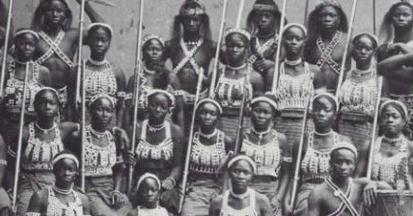 A History of Female Empowerment: The Mino of Benin
