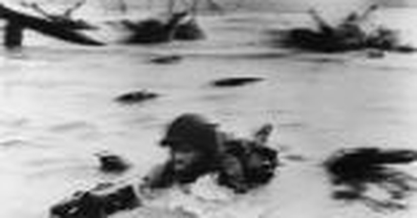 A Life in War: The Photography of Robert Capa