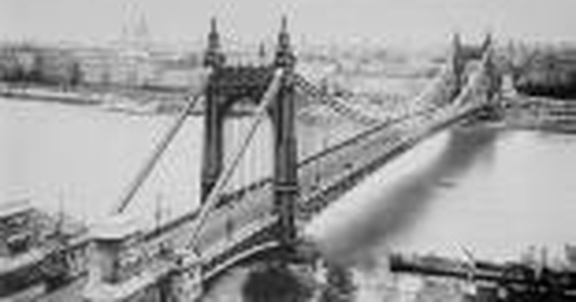 The Bridges of Budapest That Span Centuries