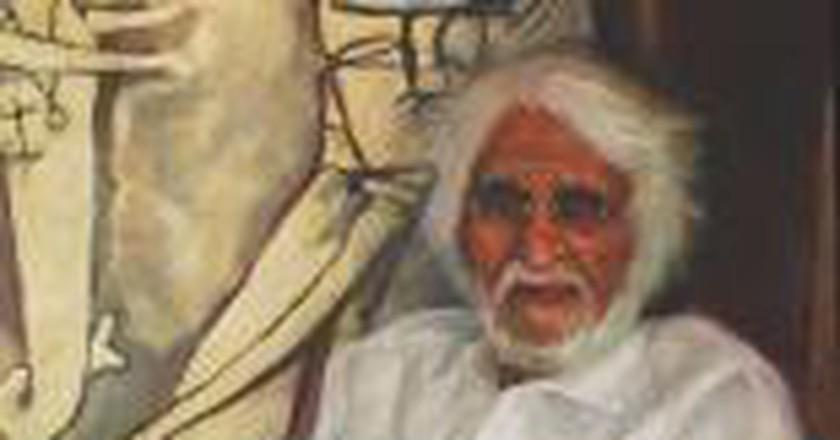 MF Hussain: Bringing Modernism to Indian Art