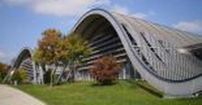 Zentrum Paul Klee In Bern, Switzerland