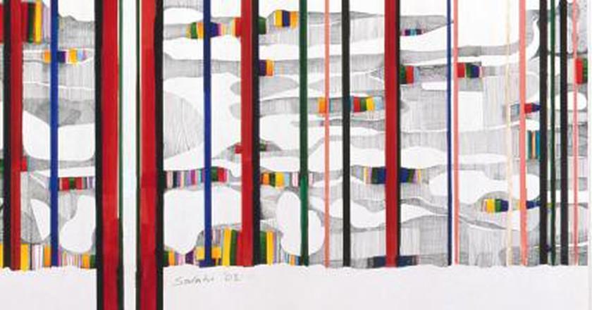 Ibrahim El-Salahi: Painting In Pursuit Of A Cultural Identity