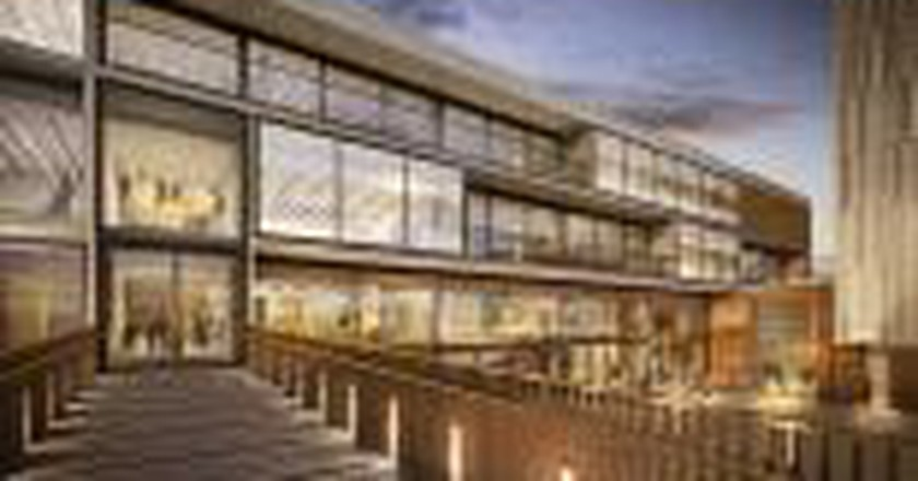 Celebrating Jewish Art And Culture: The New JW3 Centre in London