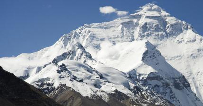 The Global Village of Mount Everest: Camping Beneath the World's Highest Peak