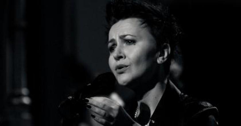 Amira Medunjanin: The Melancholy Messenger Of Bosnian Sevdahlinka