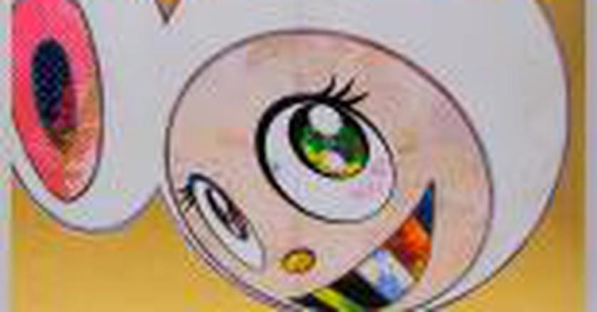 Takashi Murakami's Hybrid Of High And Low Art