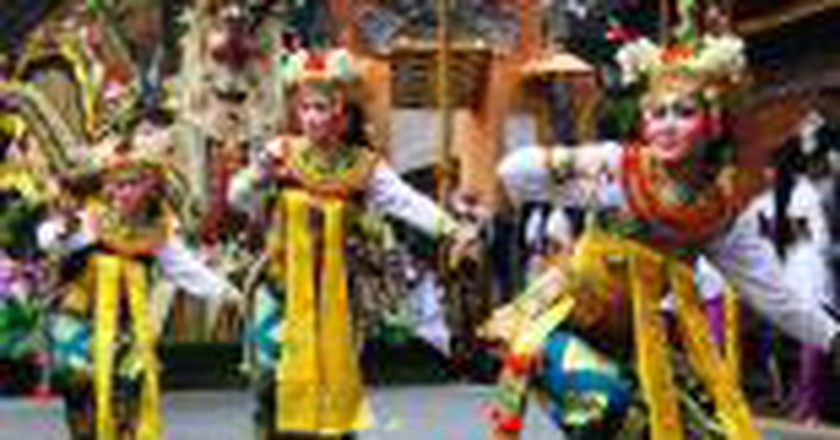 The Ten Best Cultural Festivals in Indonesia