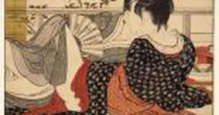 Shunga: Japanese Erotica Comes To The British Museum