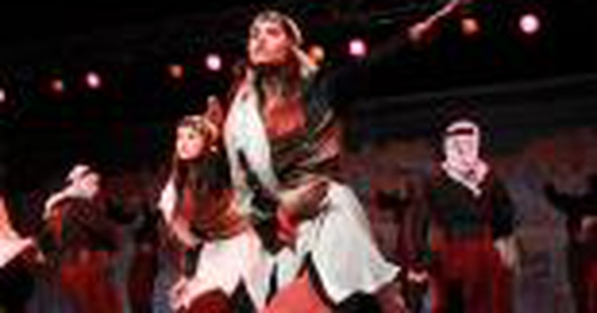 Debke And Contemporary Dance In Palestine