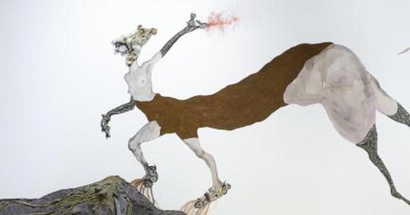 A Fantastic Journey: Wangechi Mutu's Transforming Fantasia