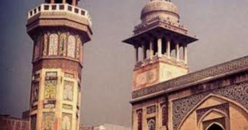 Reliving The Past In Lahore's Wazir Khan Mosque
