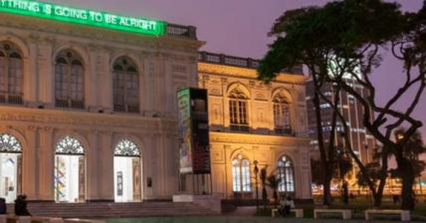 The Best Contemporary Art Galleries In Lima