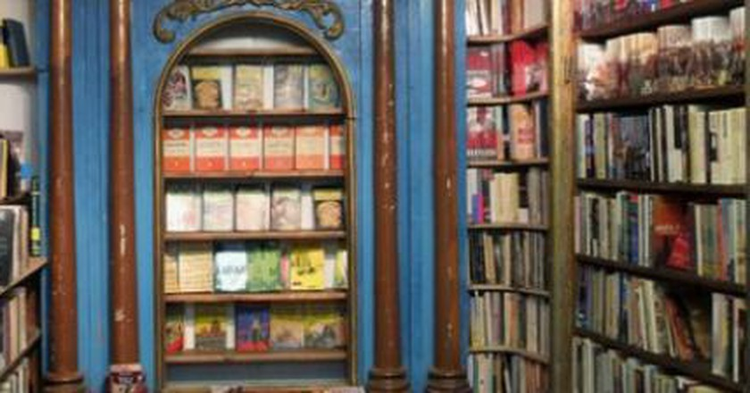 Top 10 Must-Visit Bookshops In Hay-On-Wye, Wales